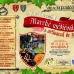 Marché médiéval de la Farlede, Artistes, spectacle, fire show