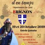 Médiévales de Brignon